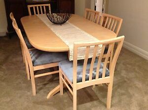 chiswell dining table extendable with 6 chairs brighton east bayside