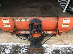 "Heavy duty 72""  Kubotaplow for sale"