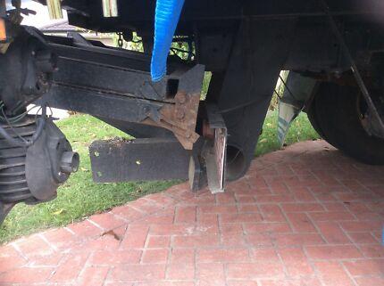 Truck hydraulic Tail lift
