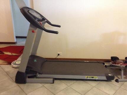 Treadmill orbit 950 StarTrack and cross trainer Seville Grove Armadale Area Preview