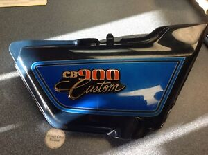 Set of Side cover for CB900 Custom 80-83