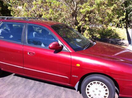 2000 Daewoo Nubira Wagon Elermore Vale Newcastle Area Preview