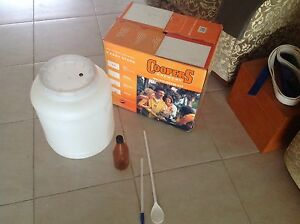 Coopers Home Brew Kit Wurtulla Maroochydore Area Preview