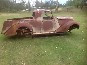 1948 Armstrong Siddeley Other Ute Maraylya The Hills District Preview