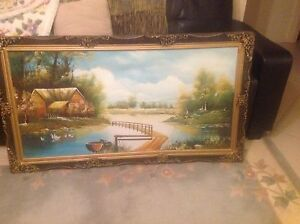 Oil canvas paintings Bligh Park Hawkesbury Area Preview