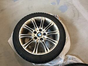 (2006-2011) BMW 3 Series E90 Winter (M+S) Tires