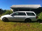 1998 Ford Falcon AU Wagon Wallerawang Lithgow Area Preview