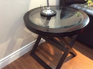 Selling coffee table and two side tables