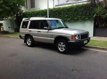 2000 Land Rover Discovery 2 (II) Td5 turbo diesel 7 seat with RWC New Farm Brisbane North East Preview