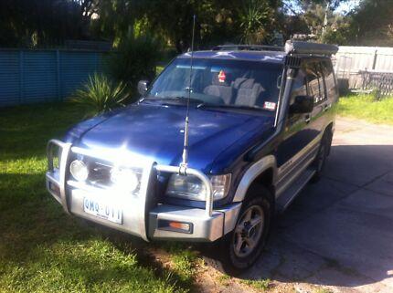 2000 Holden Jackaroo Wagon Rye Mornington Peninsula Preview