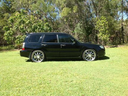 2006 Subaru Forester Wagon Capalaba Brisbane South East Preview