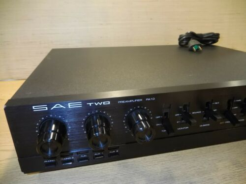 SAE TWO PA10 PREAMP