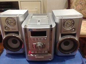 Music System w / CD & Radio