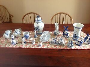 Delft China collection