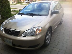Only 24000 KM Toyota Corolla LE