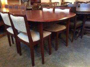 Jarrah Extendable Dining Suite Wangara Wanneroo Area Preview