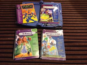 Educational Toy - Quantum Pad and 4 Books