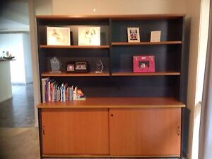 Large Desk and Bookcase Gilston Gold Coast West Preview