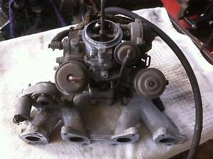 Carb and Manifold Suit Early Rodeo or Holden Shuttle Van West Swan Swan Area Preview