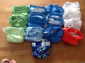 Clothes diapers - Bum Genius All in One