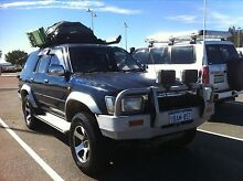 Toyota Hilux, 3.0 TURBO DIESEL, LOW KMS, REGO Northbridge Perth City Preview
