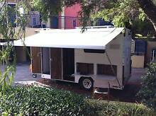 Custom build Caravan - Free Camping Equiped - Sell or Swap Forster Great Lakes Area Preview