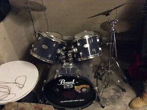 Pearl drum kit Export series Tregear Blacktown Area Preview