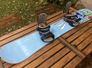 Snowboard Limited Muse 144