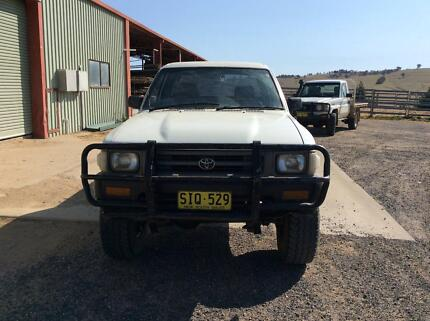 1992 Toyota Hilux Other