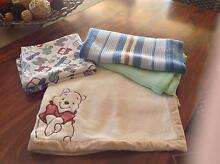Baby Wraps/Blankets - $15 for the bundle Ballajura Swan Area Preview
