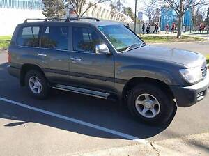 2000 Toyota LandCruiser Wagon Glen Iris Boroondara Area Preview