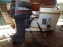 Outboard motor yamaha 90 hp Altona Hobsons Bay Area Preview