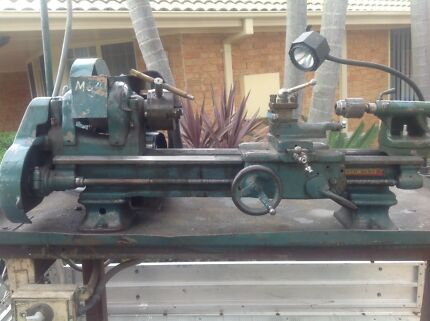 """Metal lathe  South Bend 16""""Bed"""