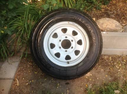 Rims and tyres Wodonga Wodonga Area Preview