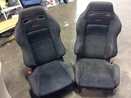 Car seats recaro