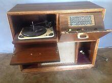 Vintage antique retro record player radio Warragul Baw Baw Area Preview