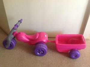 trike with trailer Horsley Wollongong Area Preview