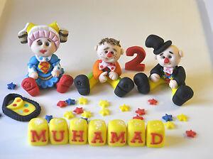 Mr Tumble Cake Topper Ebay