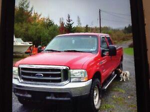 2004 F-250 Lariet U.S. truck
