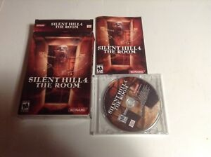 Silent hill 4  the room for the pc
