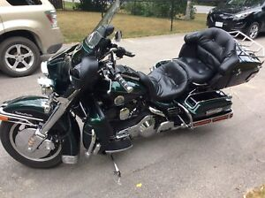 1997 HARLEY DAVIDSON ULTRA CLASSIC IN MINT CONDITION