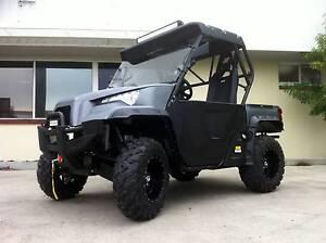 SYNERGY DOMINATOR 800CC X2 UTV SIDE X SIDE ATV FARM VEHICLE Burleigh Heads Gold Coast South Preview