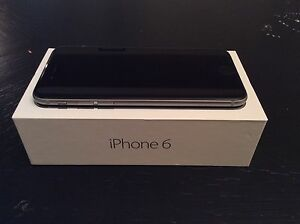 Space Grey iPhone 6 16gb w/ Symmetry Otterbox