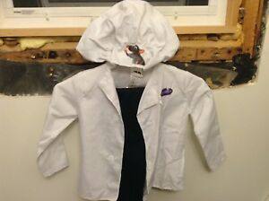Boy/Girl Ratatouille Chief Halloween Costume Size 3-4
