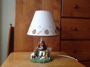 Lampe pour chambre de  garçons/Lamp for boy's room