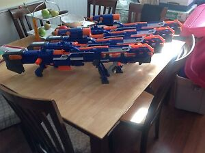 Nerf guns 3 sold ppu one left!
