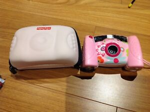 Fisher Price Kid Tough digital camera with case