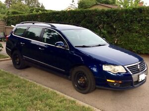 2008 Volkswagen Passat Wagon 2.0T 6sp -LOADED