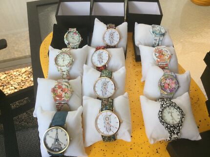 Watches boxed  New