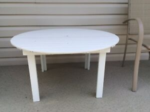 Like New Patio Table